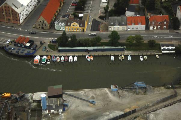 Nakskov Harbour Inner Dock