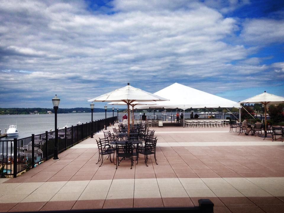 Molly Pitcher Inn Oyster Point Marina in Red Bank, NJ