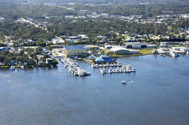 Suntex Marina at Daytona Beach