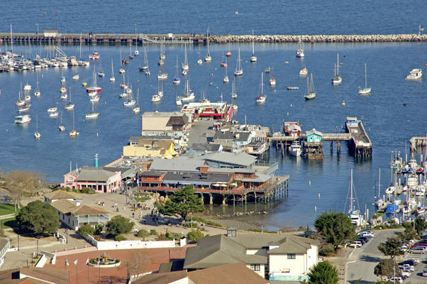 Monterey Fisherman's Wharf