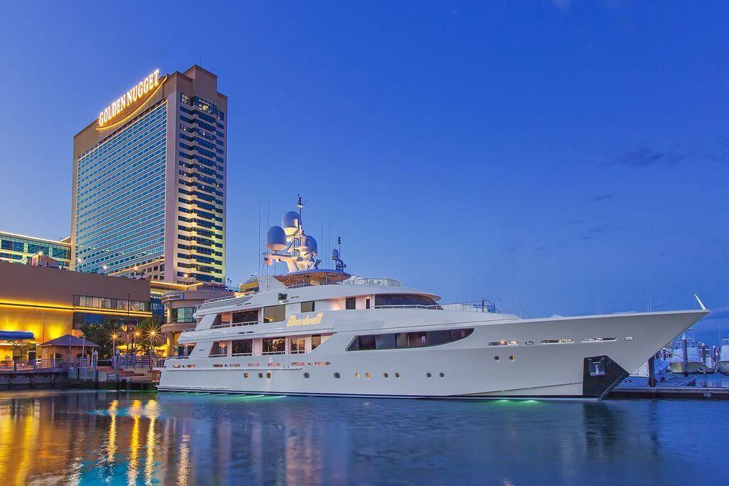 Golden Nugget Hotel Atlantic City