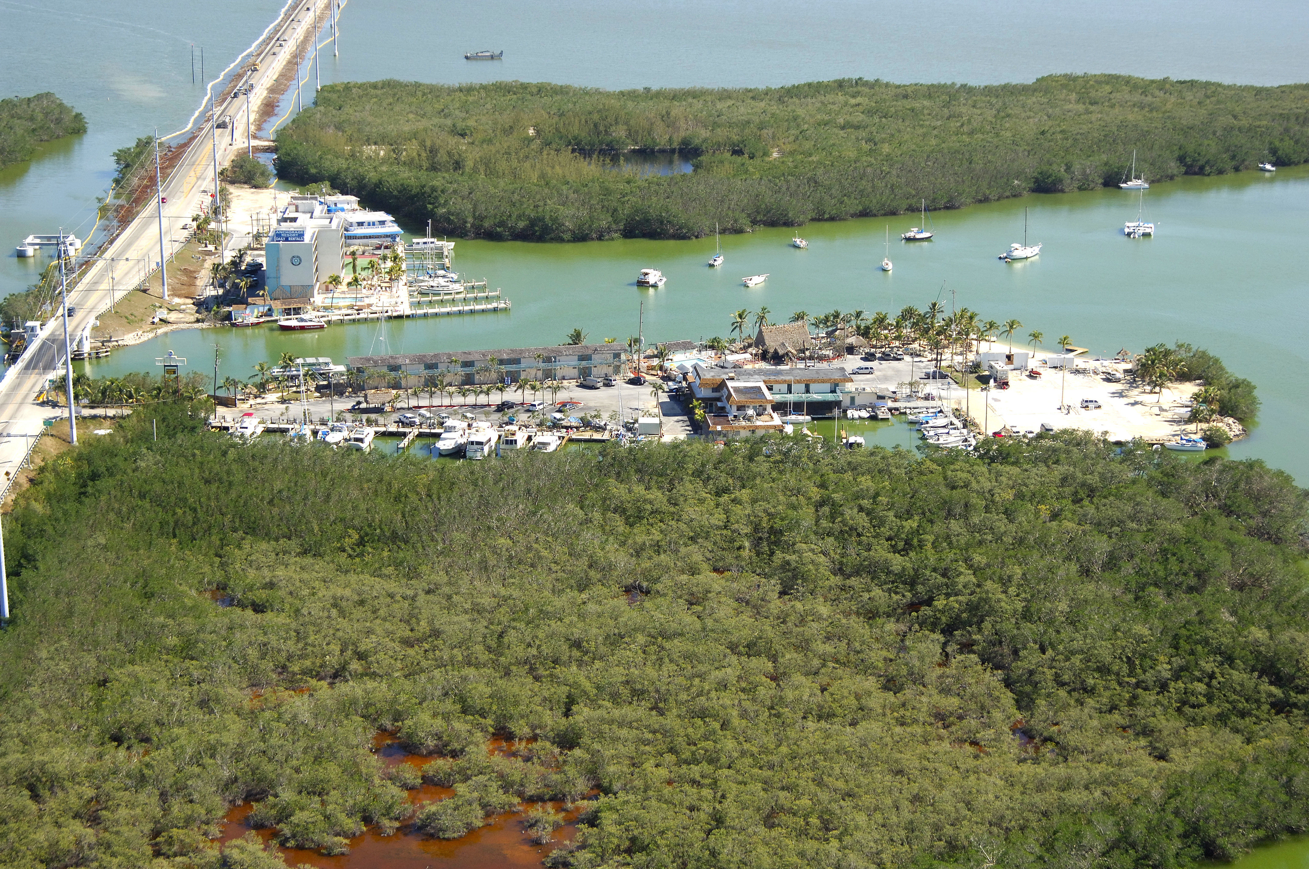 Gilbert's Resort Marina in Key Largo, FL, United States ...
