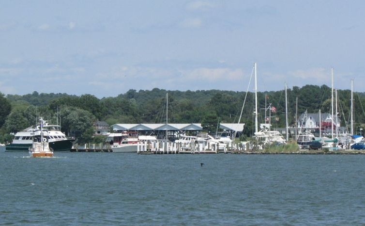 Point lookout marina in ridge md united states marina for Md fishing report point lookout