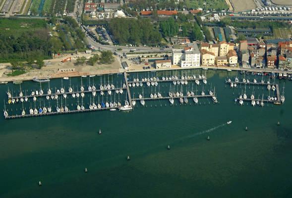 Chioggia Darsena Mosella Marina