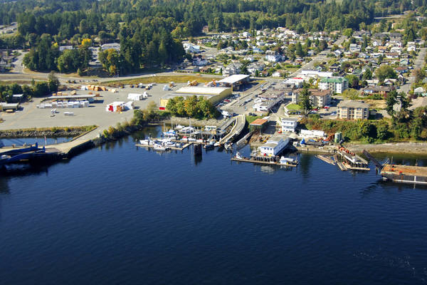 Chemainus Municipal Dock