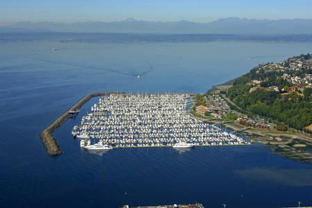 Elliott Bay Marina