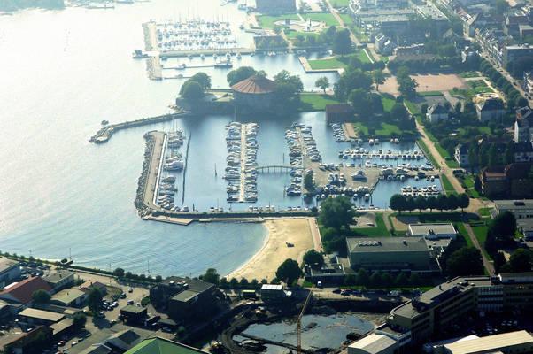 Kristiansholm Marina