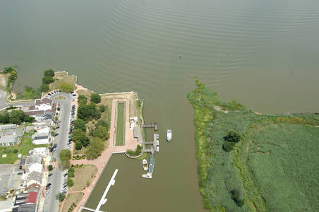 Delaware City Branch Canal Inlet North