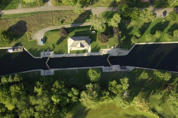 Trent River Lock 8