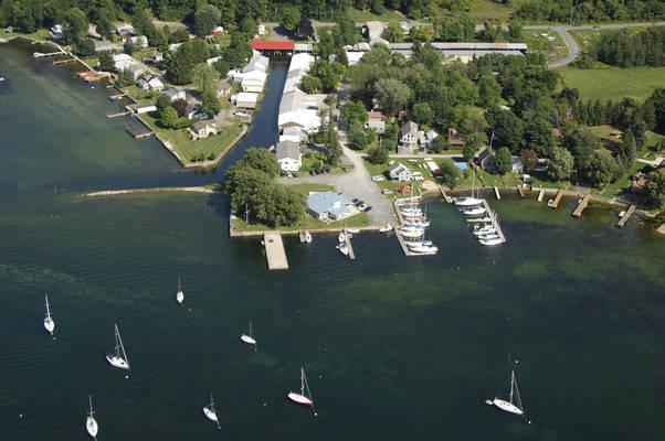 Cornell's Marina Inc