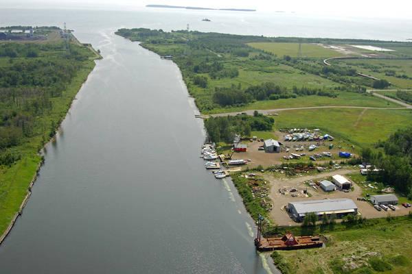 McKellar Marine Centre
