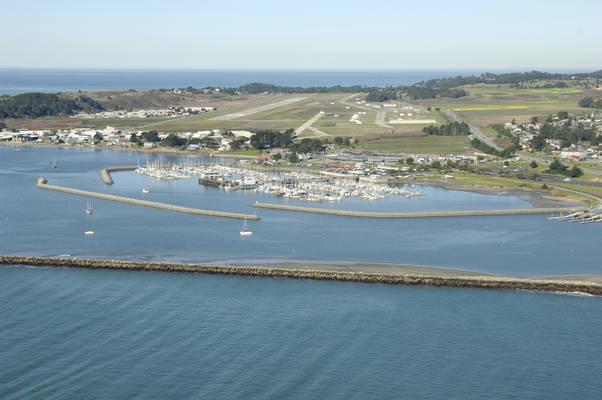 Pillar Point Harbor