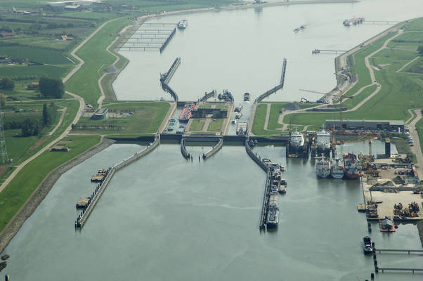 South Beveland Kanaal Lock