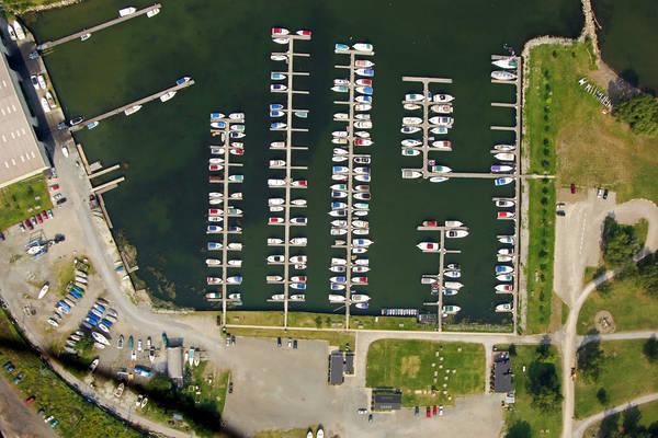 Whiskey Island Marina Office