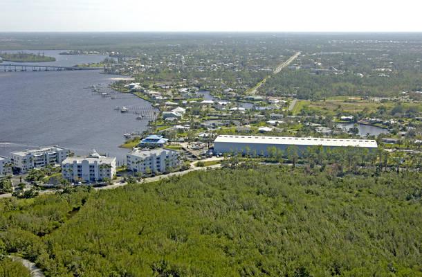 Martin County Marina