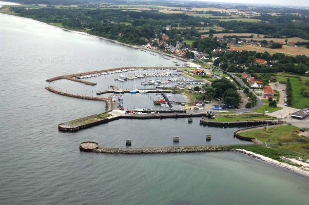 Spodsbjerg Fishing Harbour