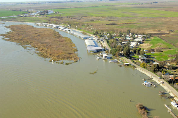 Andrus Island East Inlet