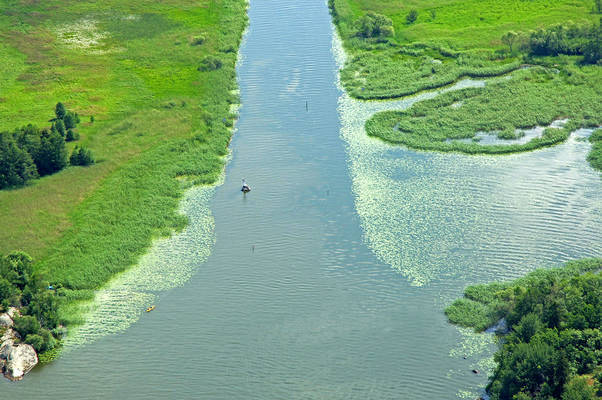Torshaella Canal Inlet