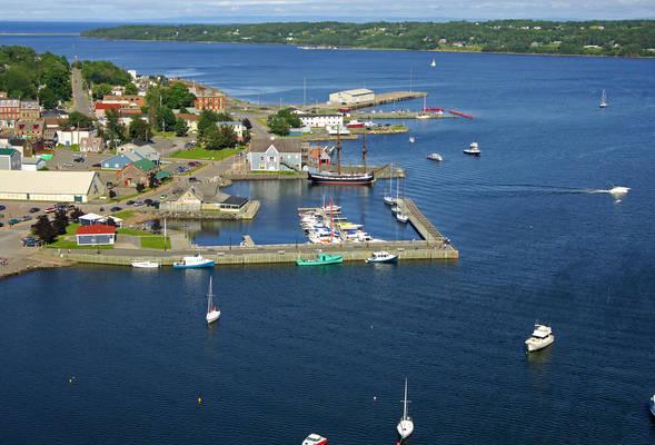 Hector Quay Visitors Marina