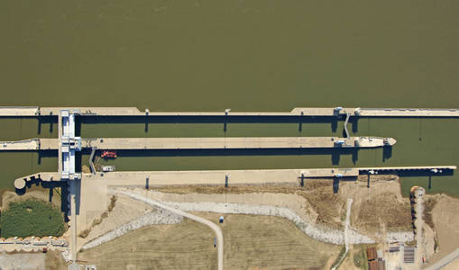 Ohio River Olmsted Lock