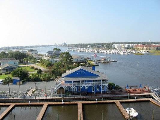 Carolina Beach Yacht Club and Marina