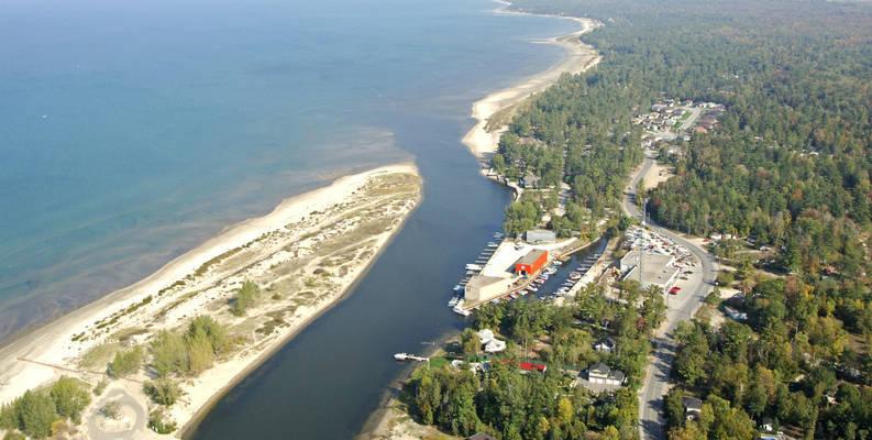 Nottawasaga River Inlet