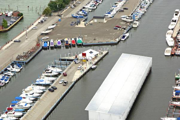 Ken's Gas Dock