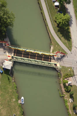 Knowlesville Lift Bridge
