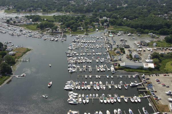 Wharf Marina Inc