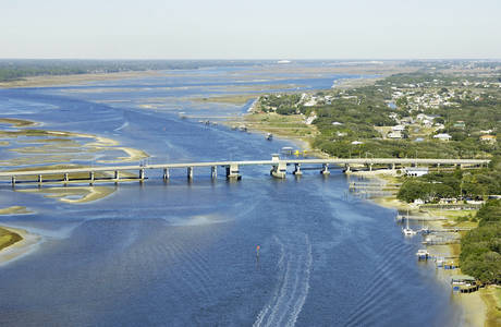 Crescent Beach Bascule Bridge