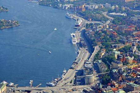 Stadsgaardshamnen Ferry