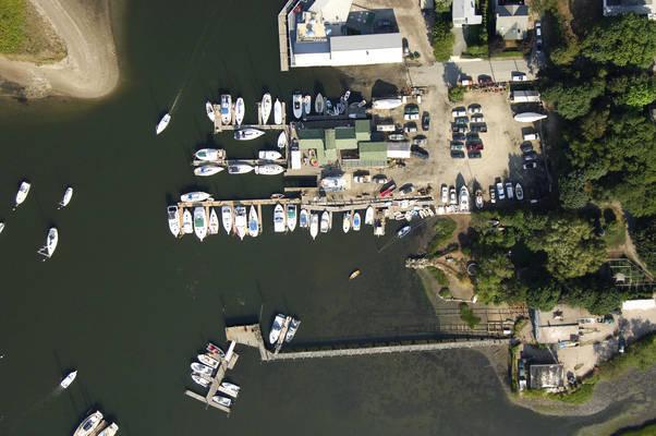 Pleasant St. Wharf