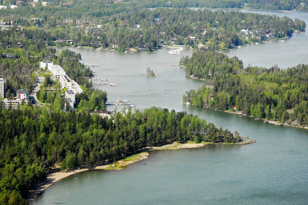 Tammisalo Yliskyla Harbour
