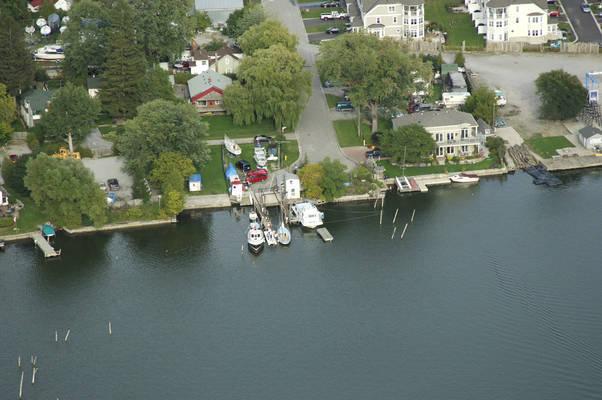 East Shore Marina
