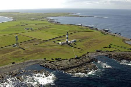 North Ronaldsay Lighthouse