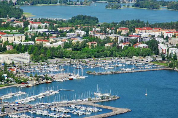 Lauttasaari Marina
