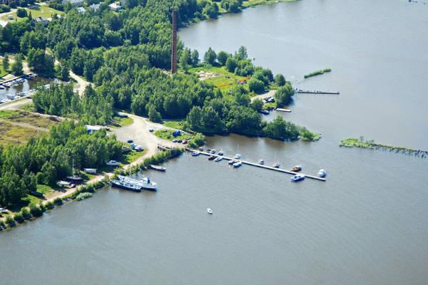 Reposaari Santunranta Yacht Harbour