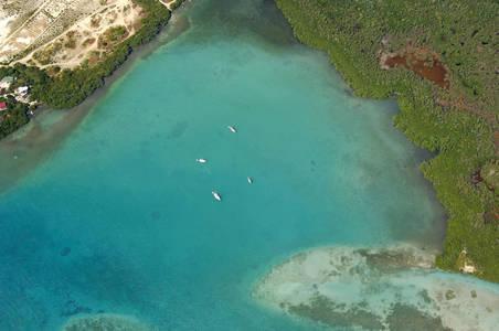 Cayos De Cana Gorda Anchorage