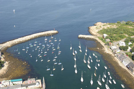 Rockport Harbor Inlet