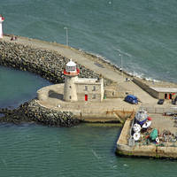 Howth Harbour Lighthouse