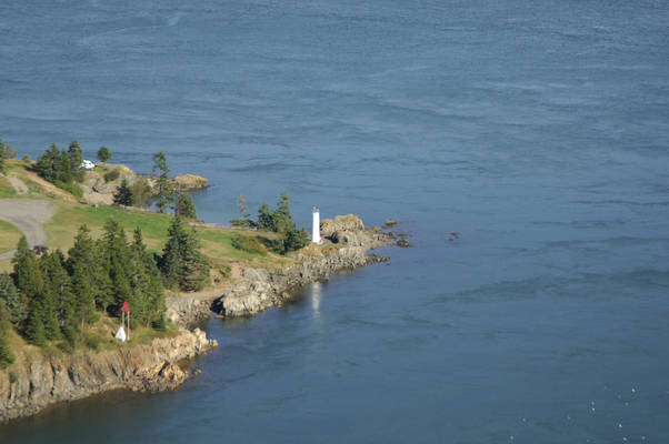 Deer Island Point Light