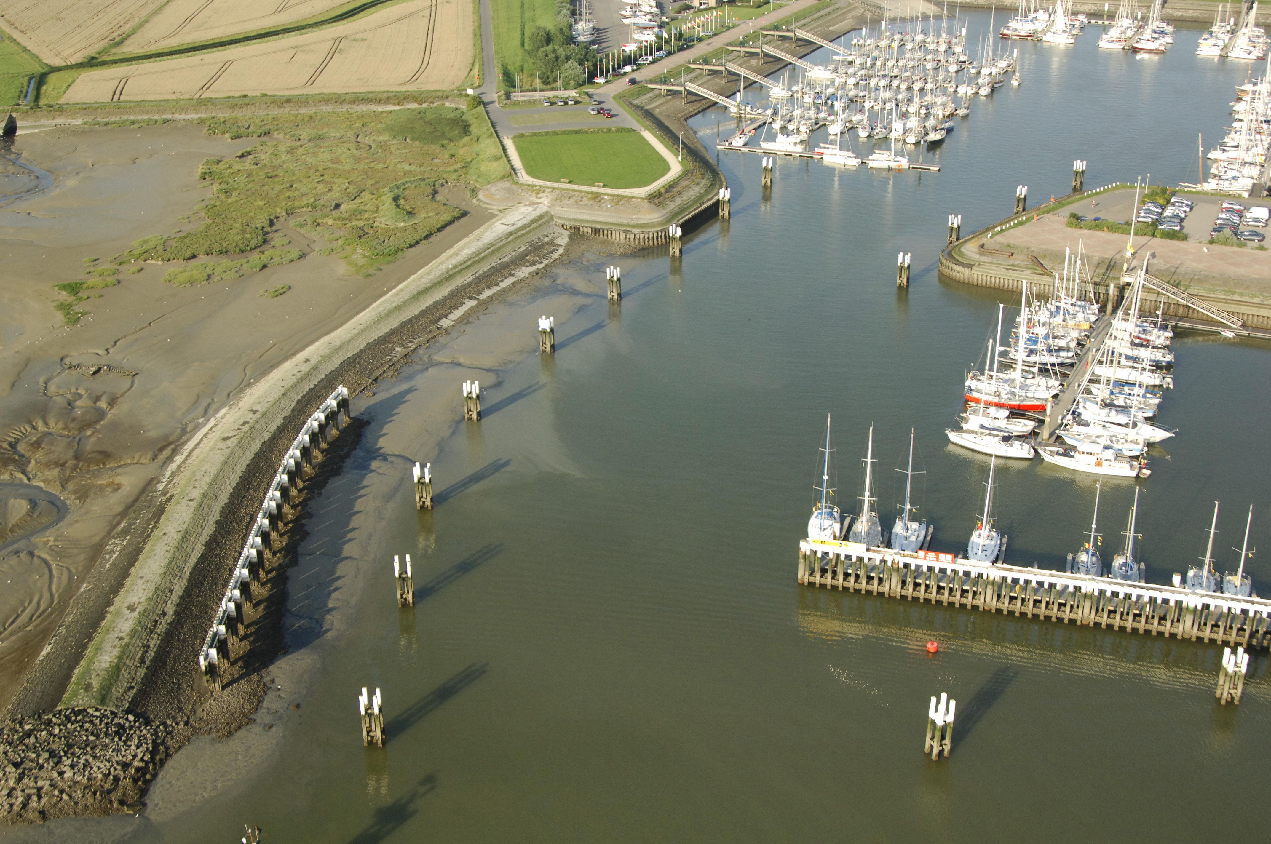Portus Novus Inlet in Nieuwpoort, Belgium - inlet Reviews
