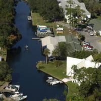 Plantation Inn & Golf Resort: Marina