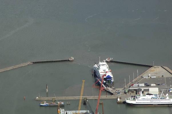 Havneby Harbor Inlet