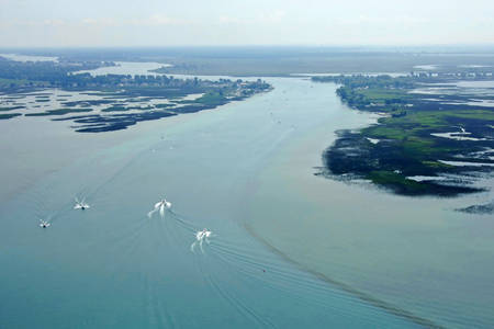 North Channel Inlet