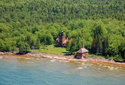Fourteen Mile Lighthouse
