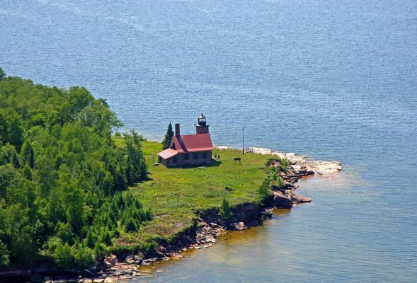 Sand Island Light