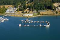 Lopez Islander Lodge & Marina