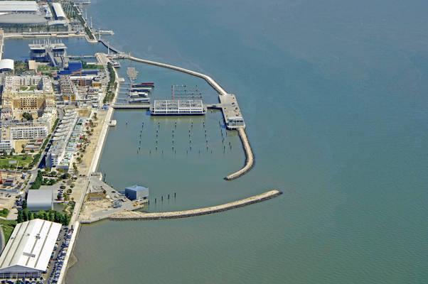 Marina Parque das Nacoes