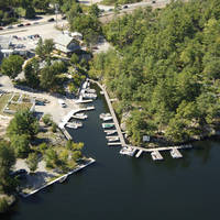 Burleigh Falls Inn and Marina